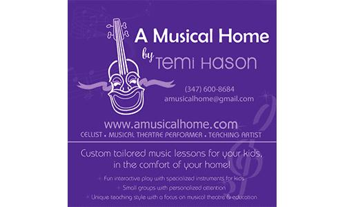 A Musical Home