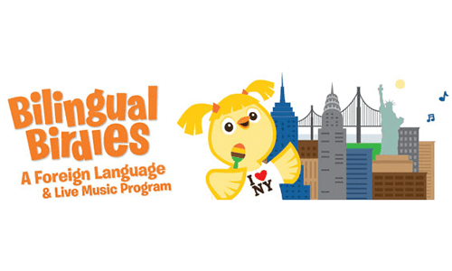 Bilingual Birdies (at Epiphany Library / Chelsea)